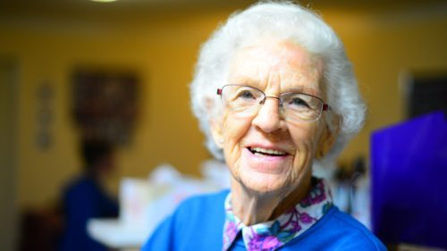 Aged Care Landing page Image